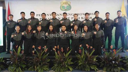 Update terbaru rangking BWF kualifikasi Olimpiade Tokyo 2020, semua wakil Indonesia masih kukuh tak tertandingi. - INDOSPORT
