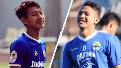 Indosport - Beckham Putra Nugraha dan Gian Zola