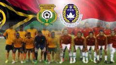 Indosport - Timnas Vanuatu vs Timnas Indonesia