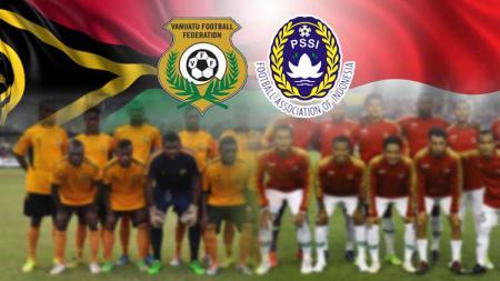 Timnas Vanuatu vs Timnas Indonesia - INDOSPORT