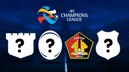 Klub-klub Liga 2 2019 ini pernah main di Liga Champions Asia. - INDOSPORT