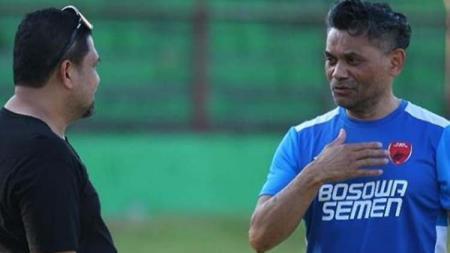 Mantan kepala staf kepelatihan akademi Valencia, Bonnie Fautngil, bergabung dengan PSM Makassar. - INDOSPORT