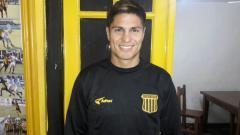 Indosport - Ramiro Fergonzi, striker anyar Bhayangkara FC asal Argentina.