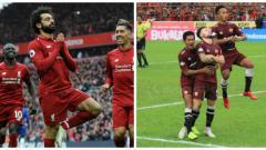 Indosport - Persamaan Liverpool dan PSM Makassar