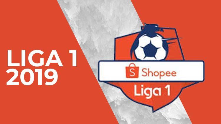 Logo Liga 1 2019 Copyright: INDOSPORT