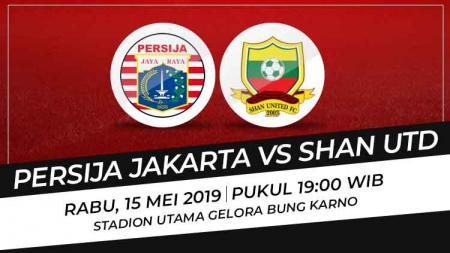 Prediksi Persija Jakarta vs Shan United - INDOSPORT