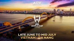 Indosport - AOV World Cup 2019.