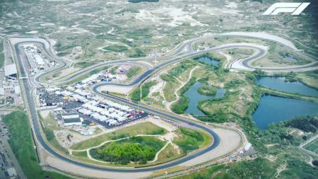 GP Belanda kembali masuk dalam kalender Formula 1 2020. - INDOSPORT