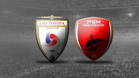 Lao Toyota FC vs PSM Makassar - INDOSPORT