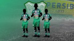 Indosport - Trio PSMS Medan Sulit Dapat Tempat di Persib Bandung.