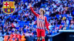 Indosport - Striker Atletico Madrid, Antoine Griezmann dilaporkan segera resmi ke Barcelona.