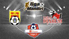 Indosport - Liga Indonesia memasuki musim ke-22 sejak peleburan Galatama-Perserikatan pada 1994. Angka ini merupakan jumlah dari musim yang tuntas hingga Liga 1 2019. Grafis: Yuhariyanto/INDOSPORT