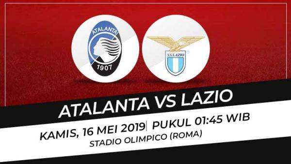 Prediksi Pertandingan Coppa Italia: Atalanta vs Lazio - INDOSPORT