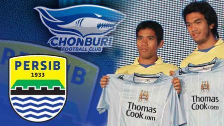 Persib Bandung harus banyak belajar dari Chonburi FC - INDOSPORT