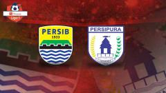 Indosport - Persib Bandung vs Persipura Jayapura