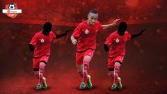Indosport - Tiga bintang muda Persija siap curi perhatian di Liga 1 2019