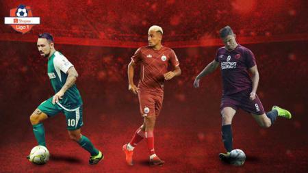 Debut di Liga 1, sejumlah pemain asing langsung mengalami kenaikan harga - INDOSPORT