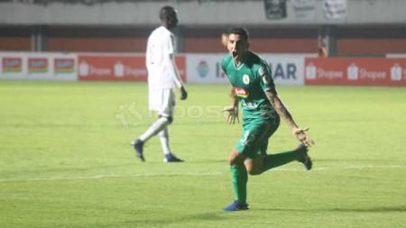 PSS Sleman resmi mendatangkan Zah Rahan Krangar jelang Liga 1 2020, apakah eks Madura United itu bisa lebih baik dari Brian Ferreira musim lalu? - INDOSPORT