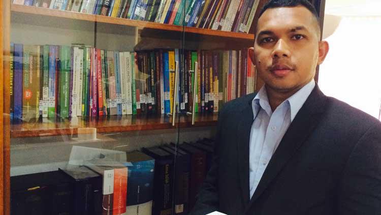 Pengacara PT Buana Permata Hijau Damianus Renjaan Copyright: Damianus Renjaan Law Office