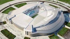 Indosport - Stadion Olimpico markas Lazio
