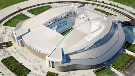 Stadion Olimpico markas Lazio - INDOSPORT