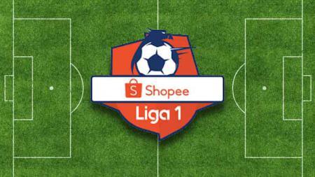 Logo Liga 1 2019. - INDOSPORT