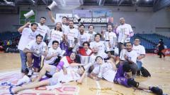 Indosport - CLS Knights Indonesia berhasil menjuarai ABL 2018-2019.