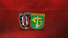 Indosport - Laga Bali United vs Persebaya Surabaya.