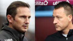 Indosport - Legenda Chelsea, John Obi Mikel, terkejut dengan melesatnya karir Frank Lampard yang didapuk menjadi pelatih The Blues terlebih dahulu ketimbang John Terry
