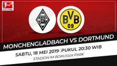 Indosport - Prediksi Borussia Monchengladbach vs Borussia Dortmund.