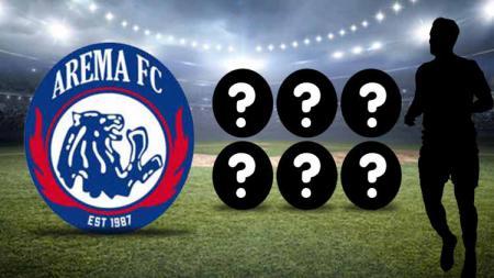 Termasuk Arema FC, 6 klub Liga 1 ini sering depak pemain asing. - INDOSPORT