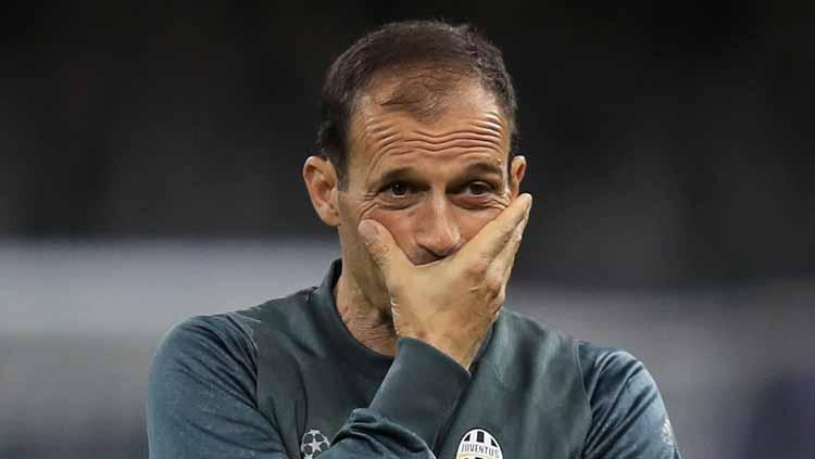 Massimiliano Allegri resmi tinggalkan Juventus Copyright: Football Paradise