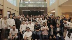 Indosport - Acara buka bersama INDOSPORT