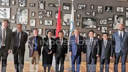 Indonesia berpeluang jadi tuan rumah Olimpiade 2032. - INDOSPORT