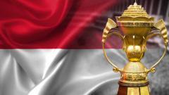 Indosport - Menilik peluang Indonesia melawan China Taipei di perempatfinal Piala Sudirman 2019.