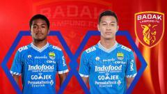 Indosport - Badak Lampung FC Bajak Duo Persib