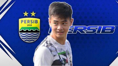 Gary Tannert Persib Bandung. - INDOSPORT