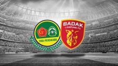 Indosport - TIRA-Persikabo vs Badak Lampung