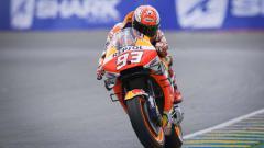 Indosport - Marc Marquez saat tampil di GP Prancis 2019