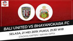 Indosport - Prediksi Bali United vs Bhayangkara FC