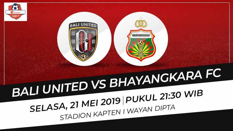 Prediksi Bali United vs Bhayangkara FC Copyright: Eli Suhaeli/INDOSPORT
