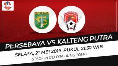 Indosport - Persebaya Surabaya vs Kalteng Putra
