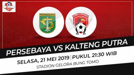 Prediksi Persebaya Surabaya vs Kalteng Putra - INDOSPORT