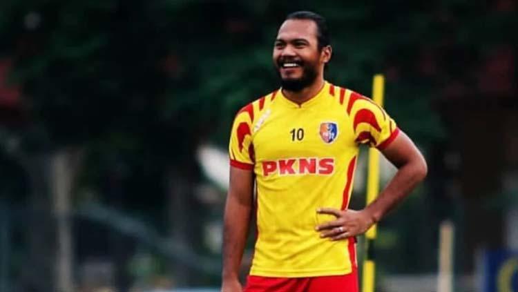 Safee Sali striker asal Malaysia Copyright: FOX Sports Malaysia