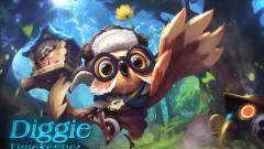 Indosport - Diggie merupakan hero support Mobile Legends.