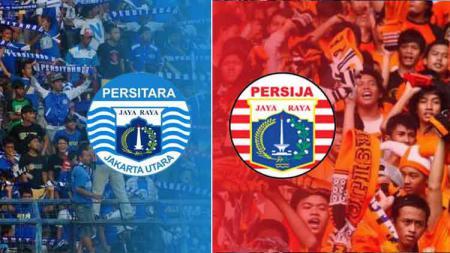 Laga terakhir Persitara Jakarta Utara vs Persija Jakarta di Liga Super Indonesia 2009/10. - INDOSPORT