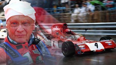 Balapan Formula 1 di Monaco akan diawali dengan penghargaan untuk legenda jet darat, Niki Lauda - INDOSPORT