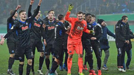 SC Paderborn 07 memastikan diri promosi ke Bundesliga Jerman musim 2019/20. - INDOSPORT