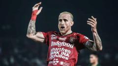 Indosport - Gelandang asa Portugal milik Bali United Paulo Sergio.