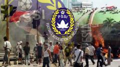 Indosport - Krisis Mei 1998 dan logo PSSI